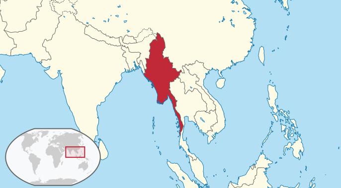 Rebel Force Attacks Churches in Burma...