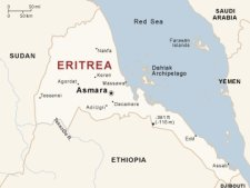 eritrea-map