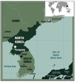 north-korea-map
